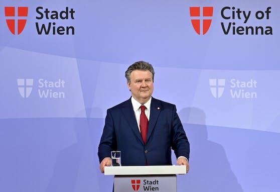 Wiens Bürgermeister Michael Ludwig
