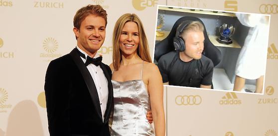 Nico Rosberg und seine Vivian