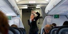 Stewardess hat 69 € weniger als Mindestsicherung