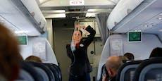 Stewardessen sollen Windeln tragen