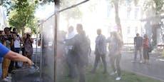 "Wien sperrt ""coole Straßen"" – Wasser zu schlecht"