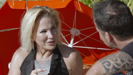 "Claudia Norberg mit Daniel bei ""Match"""