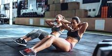 Die 4 häufigsten Fehler beim Bauchmuskel-Training