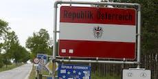 Österreich forciert Grenzöffnungen ab Mitte Juni