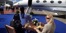 Oligarch schickt Privatjet für Koffer nach Österreich