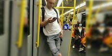 Mann fährt trotz Maskenpflicht ohne Schutz mit U-Bahn