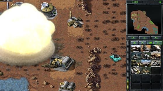 Der Source Code von Command & Conquer Remastered Collection wird veröffentlicht.