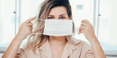 Erkenntnisfähigkeit des Gehirns nimmt durch Masken ab
