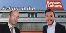 """Dichand gewinnt Ringen um """"Krone"""" – und will zukaufen"""