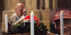 Dom-Pfarrer Faber über leeres Lauda-Grab erstaunt