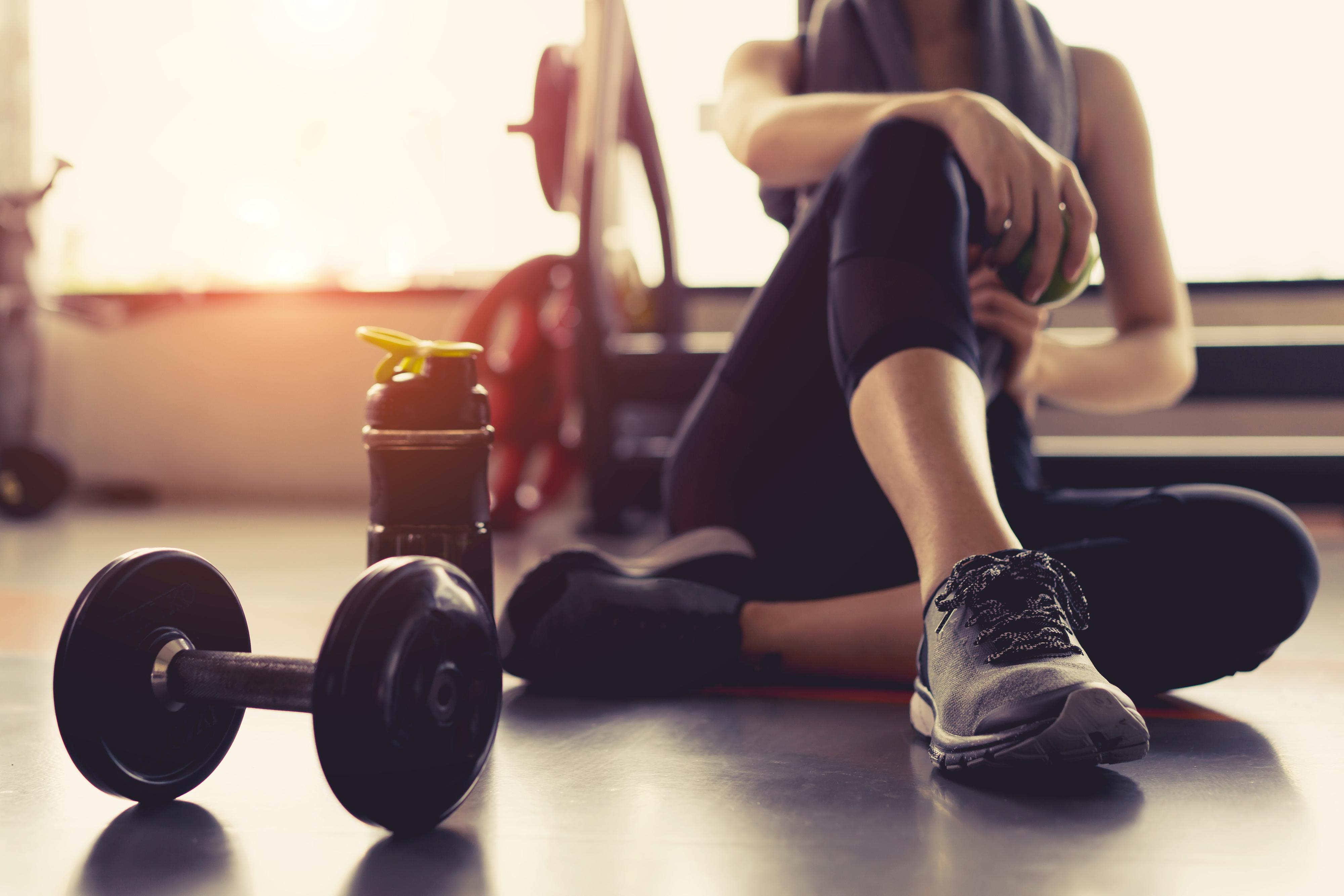 Krafttraining: Deshalb bekommen Frauen keine Muskeln