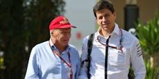 Wolff: Wie ihm Niki Lauda beim Hamilton-Poker half