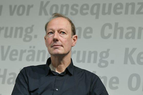 """""""Die Partei""""-Politiker Martin Sonneborn"""