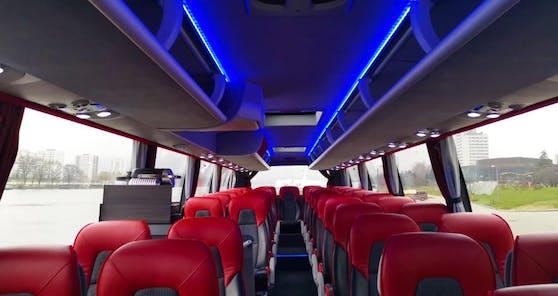 Besonders hart von der Wirtschaftskrise betroffen sind Busunternehmen.