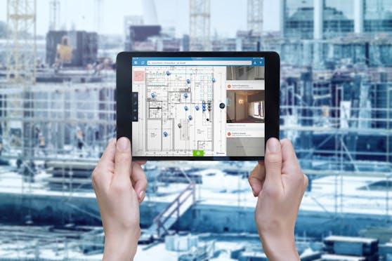 Die Software für Bau- und Immoprojekte erhielt dieses Jahr 30 Millionen Euro an Investitionen.