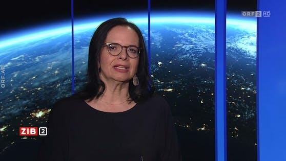 Die neue Kulturstaatssekretärin Andrea Mayer im ZiB2-Interview.