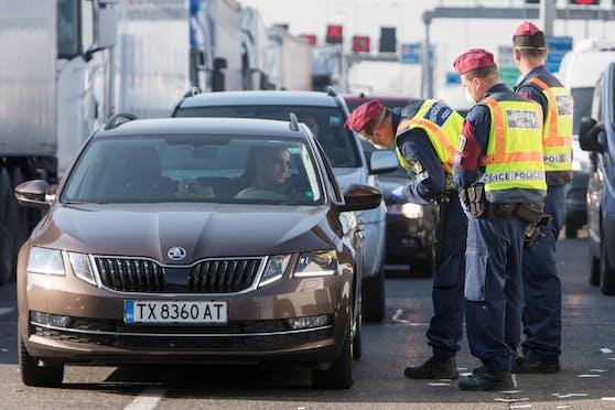 Ungarn öffnet die Grenze zu Österreich schon am Freitag.