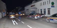 Amoklauf in Baden fordert sechs Verletzte