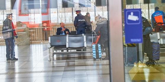 Der Vorfall spielte sich am Wiener Westbahnhof ab.