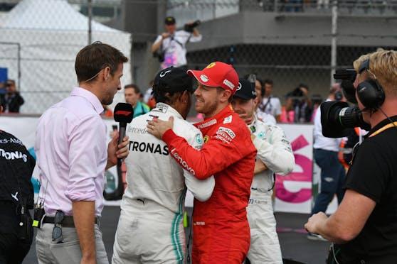 Jenson Button kommentiert die Vorgänge in der Formel 1, vor allem das Ferrari-Aus von Sebastian Vettel beschäftigt ihn.