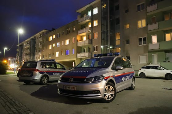 Die Polizei stand am Montagabend im Einsatz. (Symbolbild)