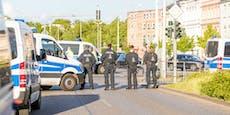 Amok-Alarm in Hamburg: Polizei-Großeinsatz an Schule