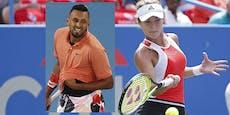 Ex-Freundin rechnet mit Tennis-Rüpel Kyrgios ab