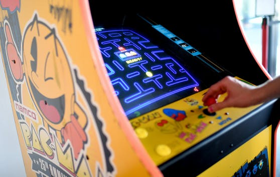 Das Computerspiel Pac-Man feiert am 22. Mai seinen 40. Geburtstag.