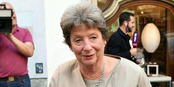 Ursula Stenzel zieht sich aus der Politik zurück.
