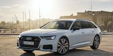 Audi A6 Avant kommt jetzt mit Plug-in-Hybrid