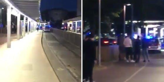 Polizei-Einsatz in Wien-Meidling