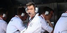 Wolff denkt über Abschied als Teamchef nach