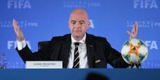 Corona-Regeln: FIFA gegen Europas Spitzenklubs