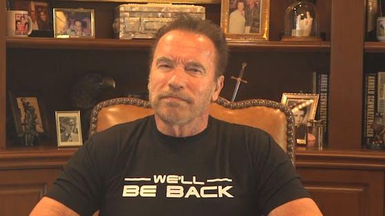 Arnold Schwarzenegger kehrt als Actionheld zurück: Allerdings nicht auf die Kinoleinwand, sondern in einer eigenen Spionage-Serie.