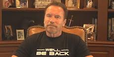 Schwarzenegger bricht entnervt sein Workout ab