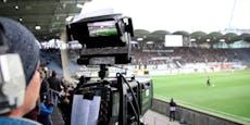 Nach Kritik am ORF: Auch Sturm-Spiele im Free-TV