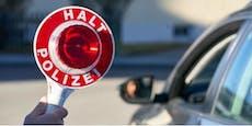 Porsche-Fahrer hatte 45.000 Euro Strafen offen