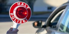 Drogen-Lenker mit gestohlenem Fahrzeug gestoppt