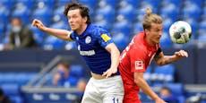 0:3! ÖFB-Trio bleibt mit Schalke auf Verlierer-Straße