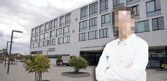 In Korneuburg (NÖ) laufen Ermittlungen gegen Gefängnisarzt.