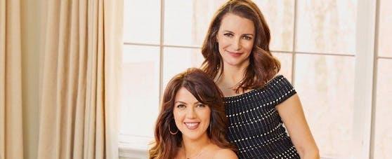 """Angeblich seriöser als Bachelorette und Co: In """"Labor of Love"""" will Kristy Katzmann ein Baby, Kristin Davis moderiert die Sendung"""