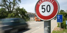 """Mit 122 statt 50 km/h geblitzt: """"Dringender Termin"""""""