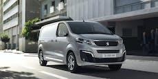 Elektrovans von Citroen und Peugeot starten im Herbst