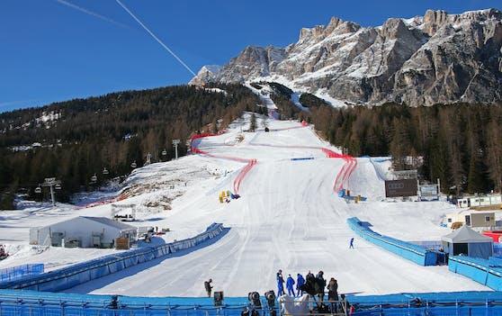 Die Ski-WM in Cortina d´Ampezzo soll um ein Jahr verschoben werden.