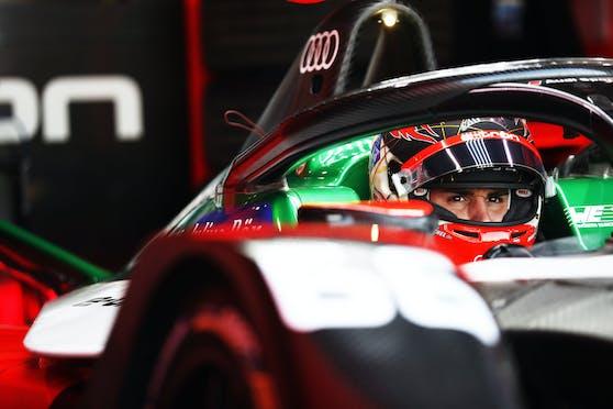 Daniel Abt ließ bei virtuellem Rennen einen E-Sport-Profi fahren.