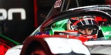 Formel-E-Pilot schwindelt bei virtuellem Rennen