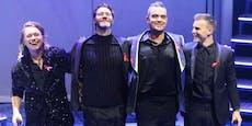 Take That kommen zurück – inklusive Robbie Williams
