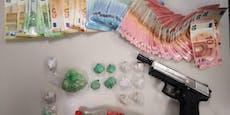 Polizei machte mehrere Drogendealer dingfest