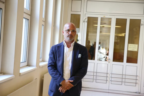 Anwalt Nikolaus Rast verteidigt Komplizen wegen Raub und Körperverletzung