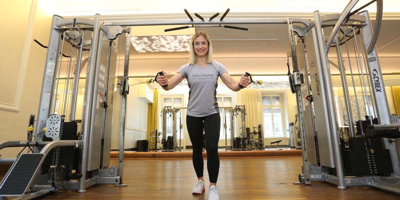 Fitnessstudio öffnen Wieder